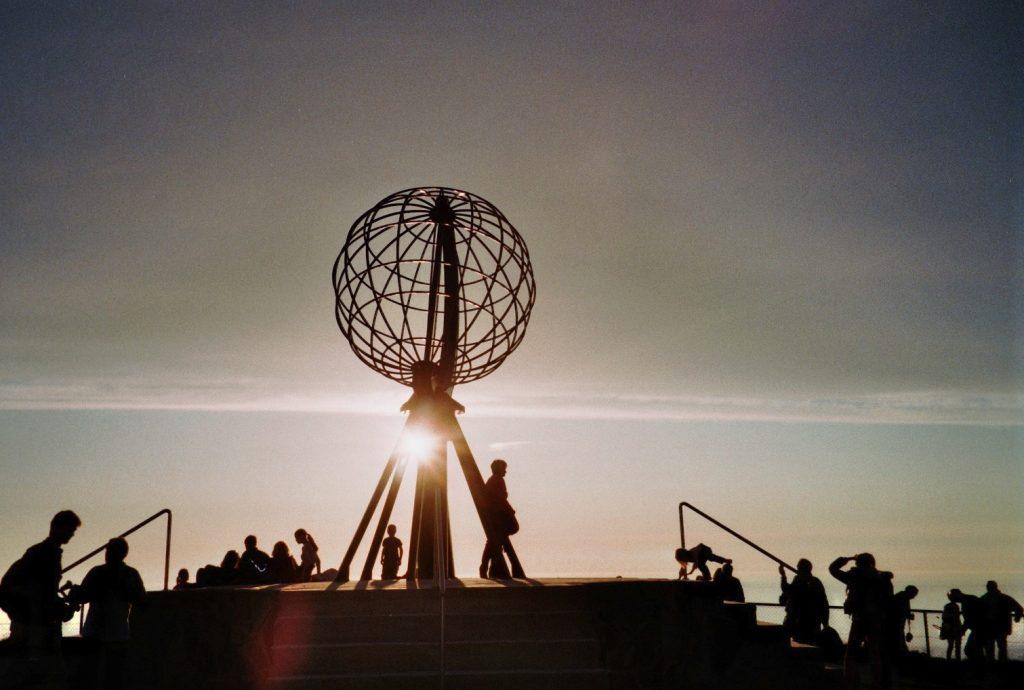 Van Van Honningsvåg naar Skarsvåg via de Noordkaap