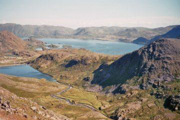 Van Honningsvåg naar Smørfjord - Mageroya