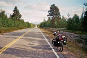 Van Masi naar Kautokeino - glooiende wegen
