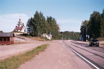 Van Hamina naar Vyborg - Rusland