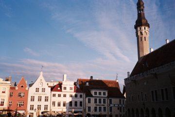 Van Pärispea naar Tallinn - sprookjes in Tallinn