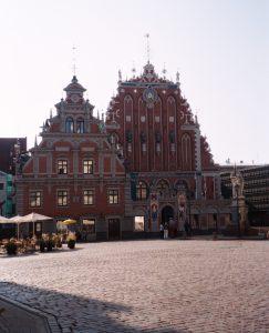 Riga - reisadviezen - binnenstad