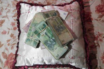 Zimbabwaans geldgebrek. Bondnotes
