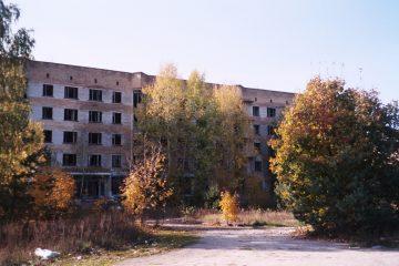 Van Plyluky naar Ivankiv - Tsjernobyl - spookstad