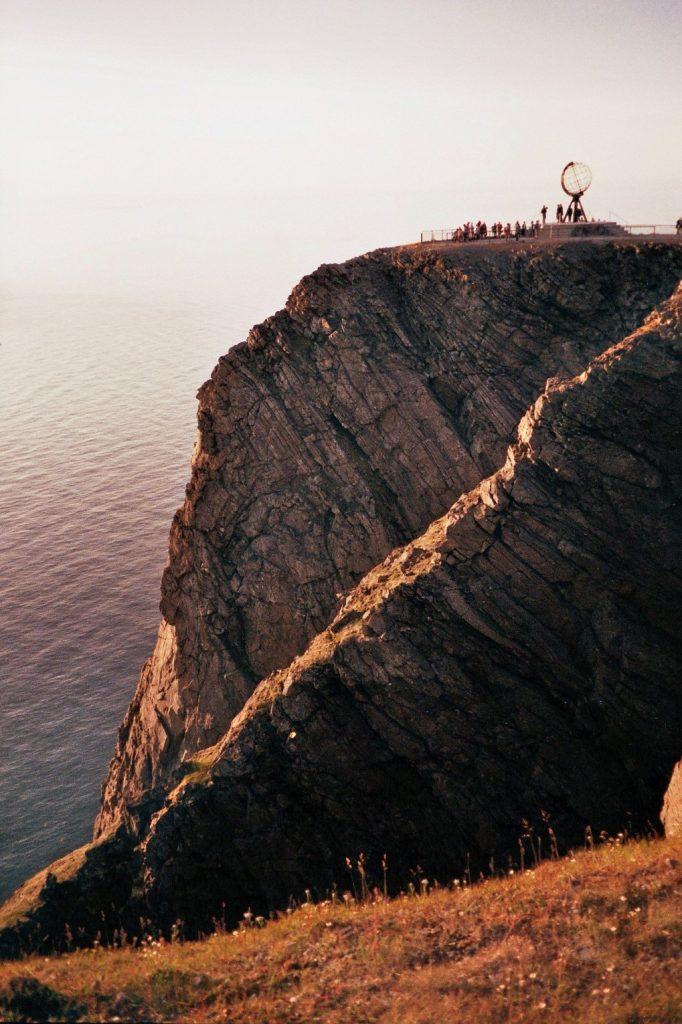 Van Honningsvåg naar Skarsvåg - De Noordkaap