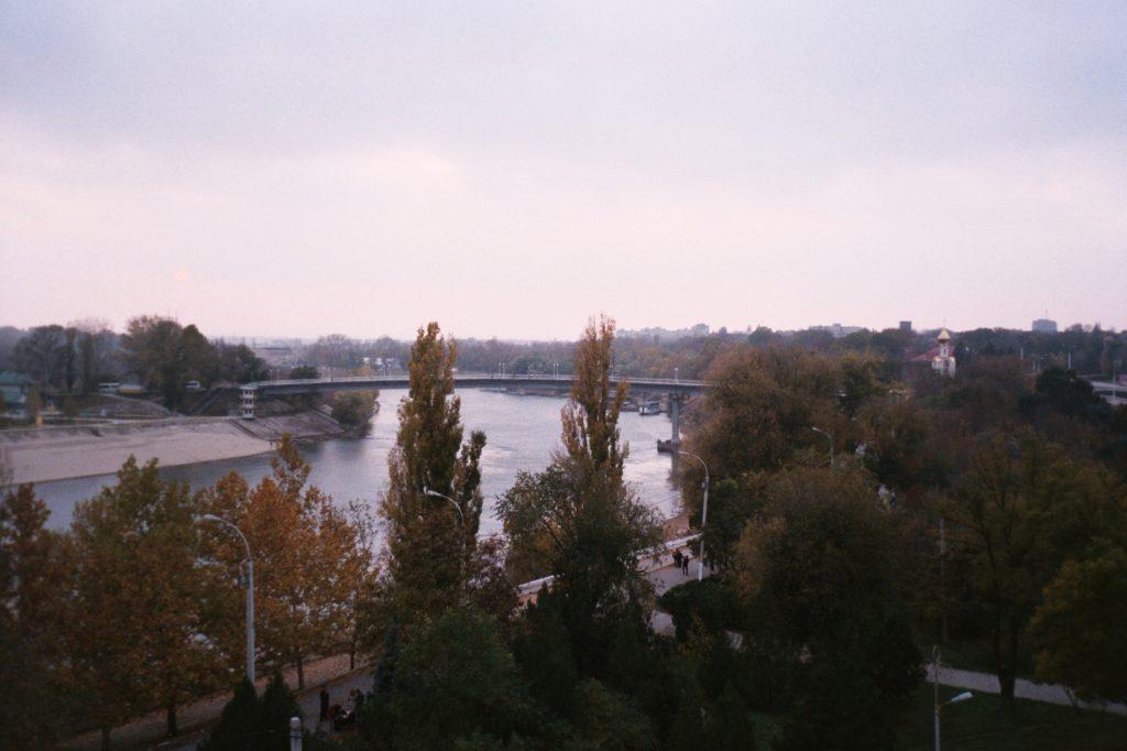 Van Chişinău naar Tiraspol - Aparte plekken - Dniestr