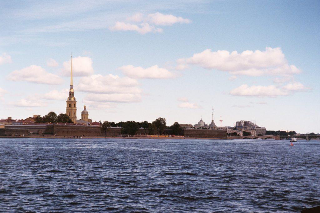 Sint-Petersburg - Mooie ogen - Peter- en Paulfort