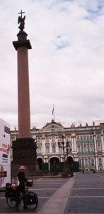 Van Sint-Petersburg naar Sjundorovo - Wereldleiders - voor de Hermitage