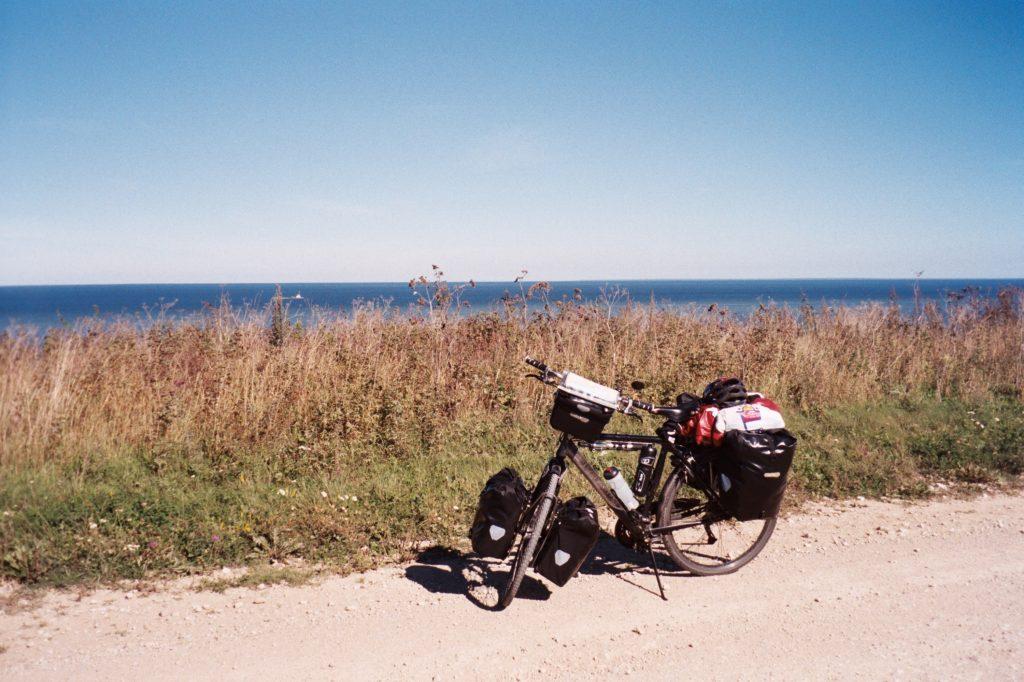Van Kunda naar Pärispea - Kampvuur - Finse Golf