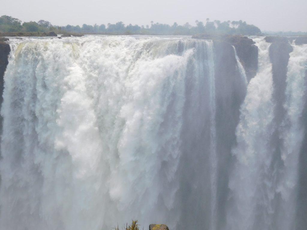 Parel van Afrika - Victoria Falls