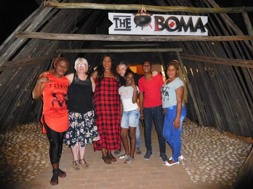 Parel van Afrika - Hele familie bij Boma Victoria Falls