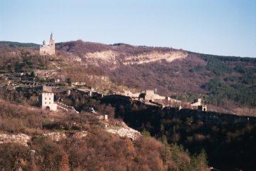 Van Ivanovo naar Veliko Tărnovo - Romeins fort