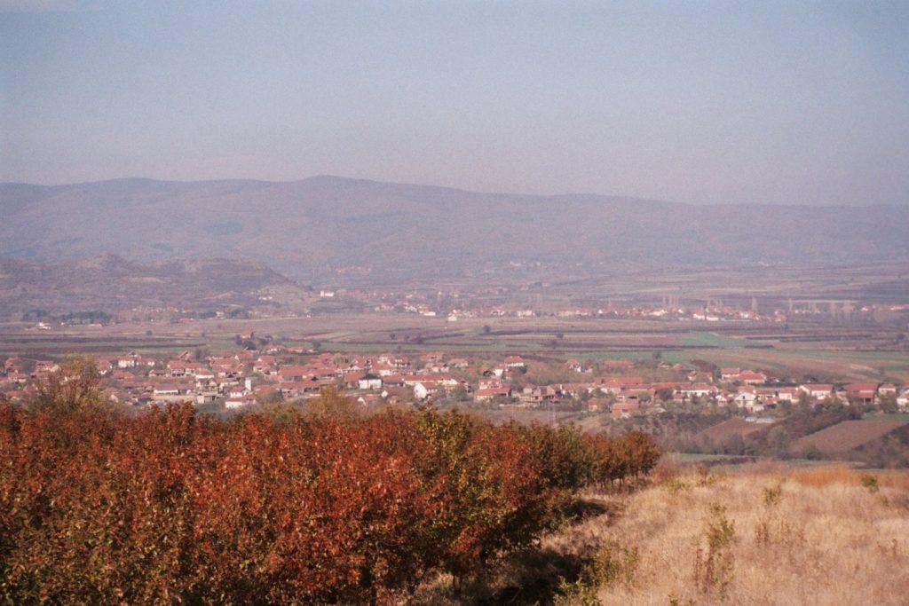 Van Sofia naar Pirot - Rotswegen - Landschap Servië