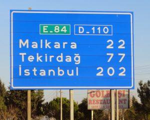 Van Alexandroupoli naar Malkara - Ajda