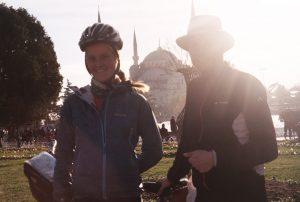 Van Silivri naar Istanbul - Kamikaze - de Blauwe Moskee