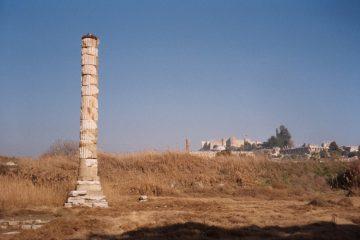 Selçuk - Wereldwonderen - Tempel van Artemis