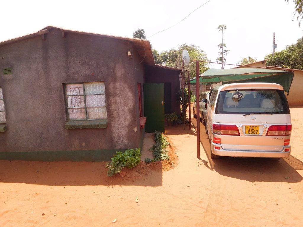 Woonstress voor gevorderden - huis in Victoria Falls
