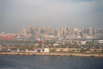 van cyprus naar portugal - egypte - haven alexandrië