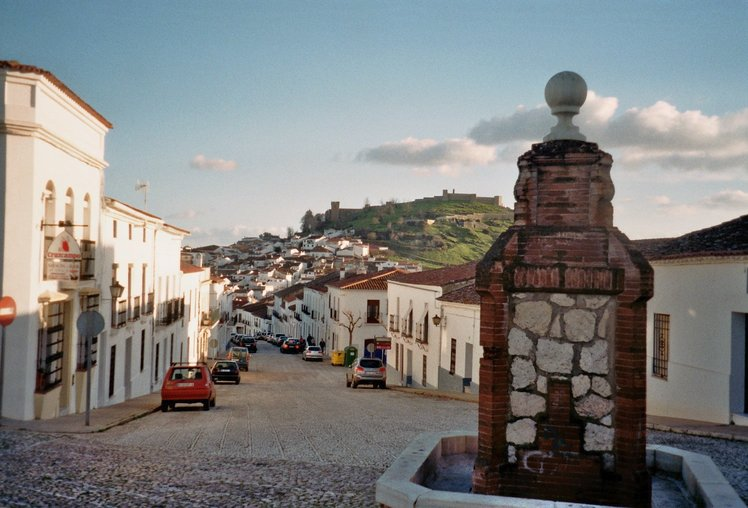 Aracena - Spanje