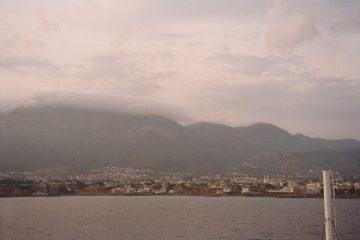 Van Taşucu naar Nicosia - Matses - aankomst Cyprus