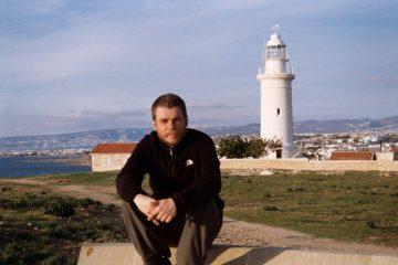 Paphos - Spijbelen - vuurtoren