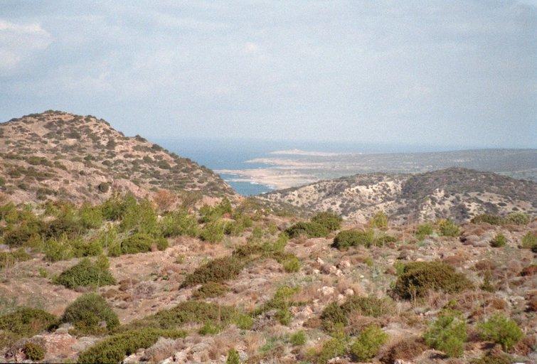 Noord-Cyprus - ongerepte natuur