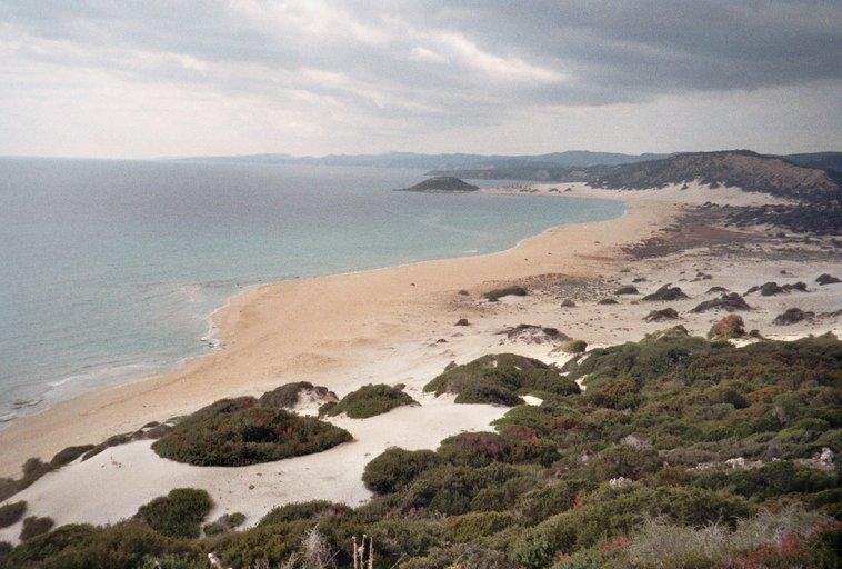 Stranden van Noord-Cyprus
