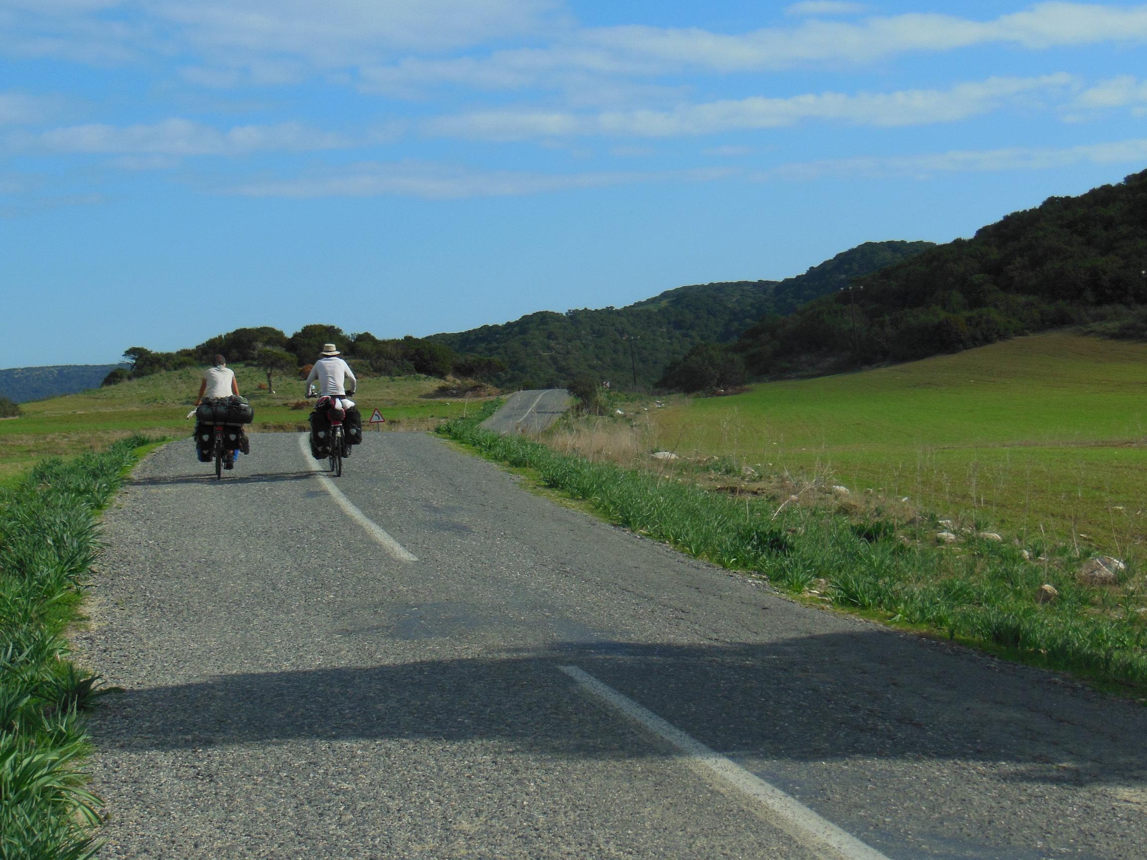 Fietsen in Noord-Cyprus