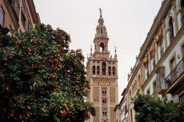 Sevilla - Valentijnsdag