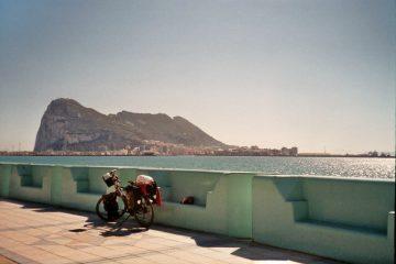 van Algeciras naar Gibraltar - Aparte plekken - de rots