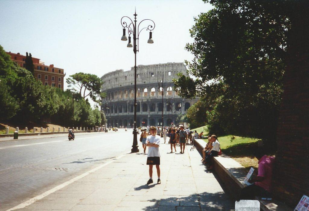 1994: Colosseum, Rome