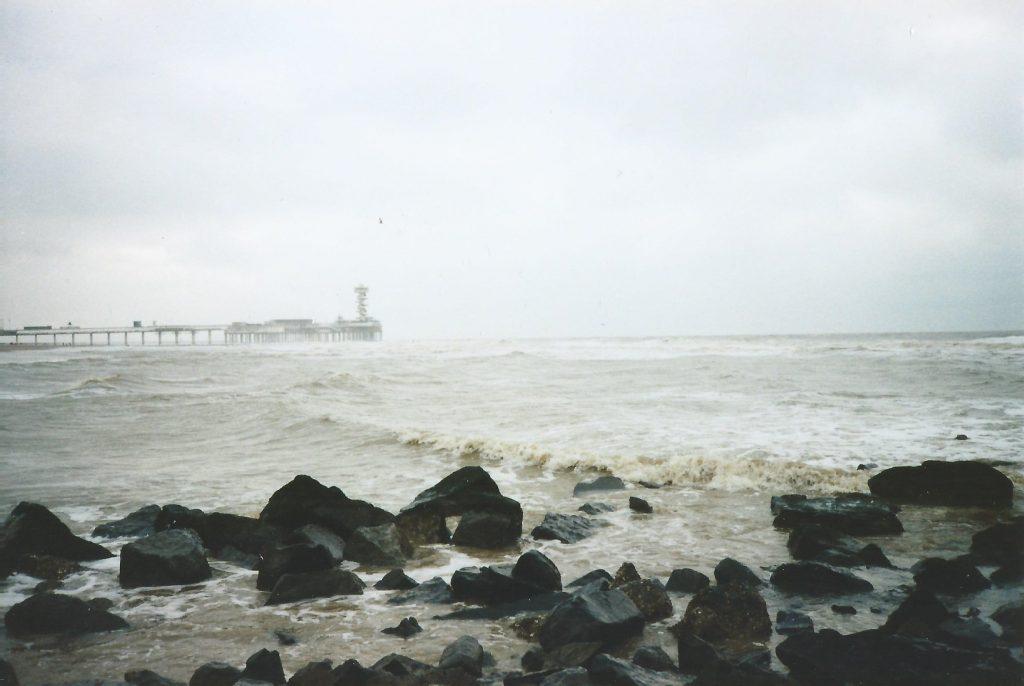 1996: Scheveningse pier