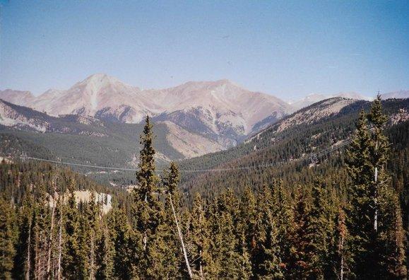 2009: Rocky Mountains, USA