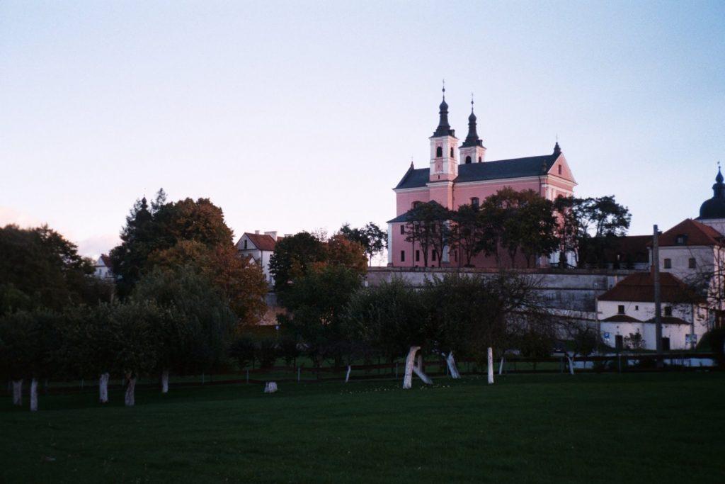 Klooster van Wigry, Polen