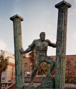 Van Gibraltar naar Ceuta - Kolonisatiedriften - Hercules