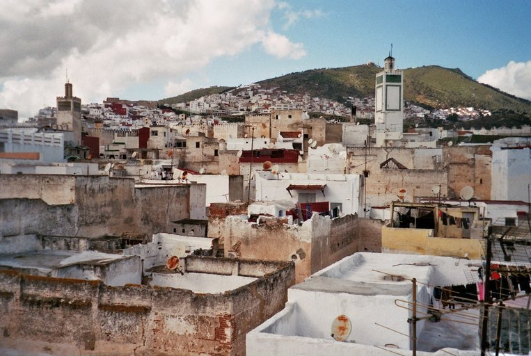 Van Ceuta naar Tetouan - Sjacheraars - Medina van Tetouan