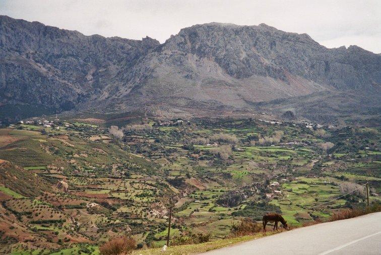 Van Chefchaouen naar Ouazzane - Hasjdealers - Rifgebergte