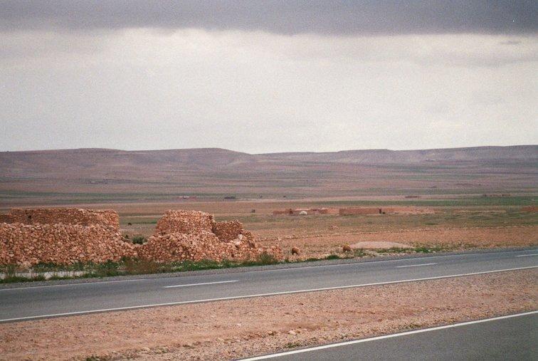 Van Marrakech naar Sidi Moktar - Kinderen - onderweg in Marokko