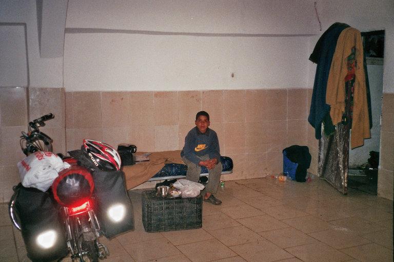 Van Marrakech naar Sidi Moktar - Kinderen - Youssef