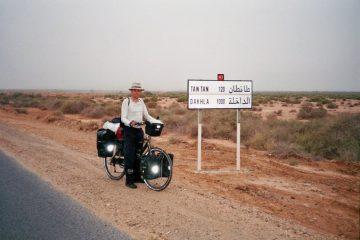 Van Guelmim naar Tan-Tan - 1000 Kilometer