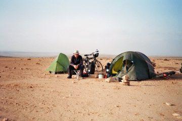 Van El Ouatia naar Sidi Akhfennir - Tentenvanger - Sahara