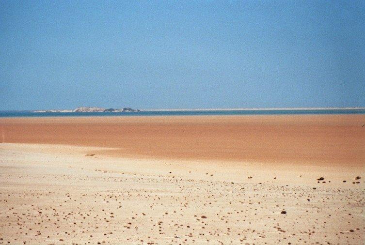 Van Echtouran naar N'trift - Brahim - Sahara