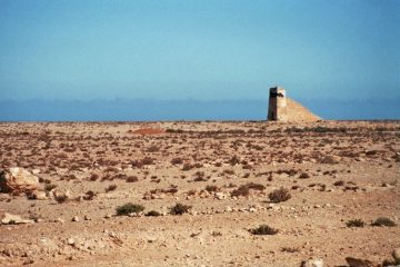 Van El Argoub naar Ain Bida - Huisjes in de Sahara