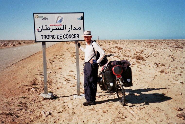 De Kreeftskeerkring, Westelijke Sahara