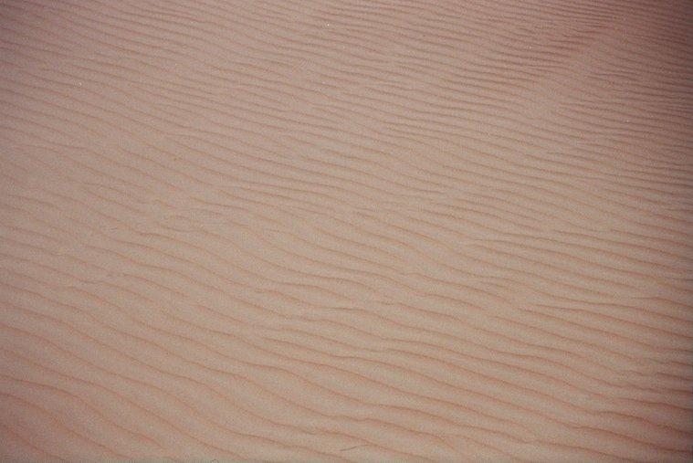 Van N'trift naar Dakhla - Zand