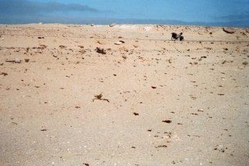 Van Nouâdhibou – Bin Lanouar - Theerituelen - Fiets in Mauritanië