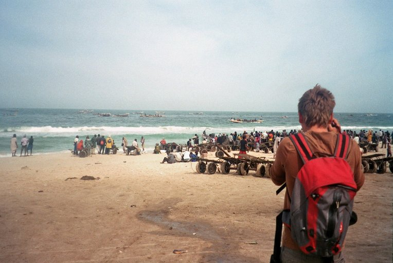 Nouakchott-vismarkt