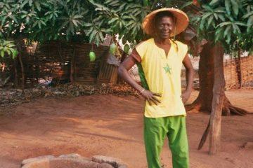Van Ziguinchor naar Diattacounda - Verzengende hitte - Jahya