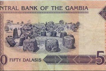 Van Toubakouta naar Banjul - Rekenwonders - Gambiaanse Dalasi