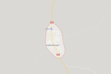 Van Bamako naar Ouélessébougou - Ouélessébougou